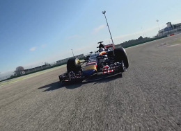 F1 一种更好的制动感