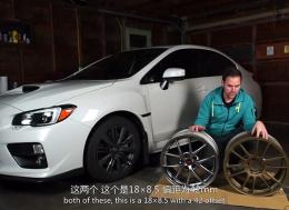 为2015 - 2017 WRX买轮毂 选择Enkei还是BBS STI(我应该用哪一种轮毂)