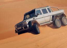 梅赛德斯G63 AMG 6×6评论—Top Gear—第21季—BBC