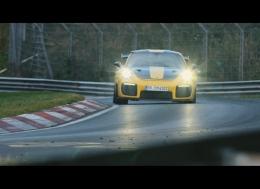 6分47.3秒,保时捷911 GT2 RS 纽北破纪录
