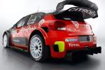雪铁龙全新C3 WRC赛车官图鉴赏