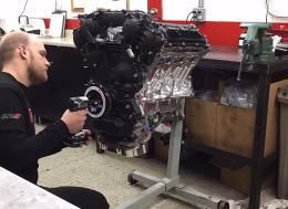 Alpha Performance R35 GT-R 整机延时摄影