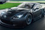 为赛道而生 雷克萨斯发布RC F GT3赛车