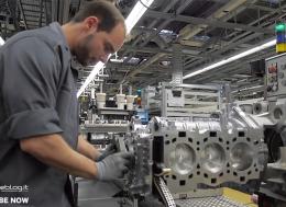 汽车工厂—保时捷911引擎制造—造物小百科