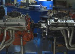 383 Chevy vs. 383 Mopar—引擎大师—第三期