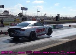 ETS GTR打破了世界纪录!6.88秒 尾速222mph