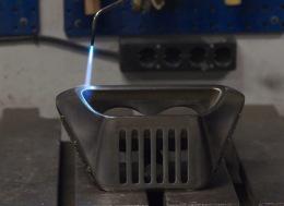 3D打印 钛 碳纤维&One:走进科尼塞克一
