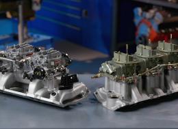 Holley vs. Edelbrock, 三腔体vs. 双腔体—引擎大师—第七期