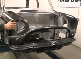Binky项目-第九期-奥斯汀Mini GT4--打造车身外壳