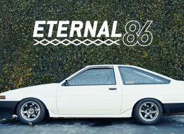 对丰田86的爱是永恒的