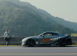 从容暴力—速马力X GTR 日本速马力台湾山道篇