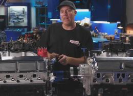 王牌对王牌!福特408 VS Mopar408 —引擎大师—第十一期