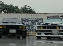 2015 老车系列 BMW E30