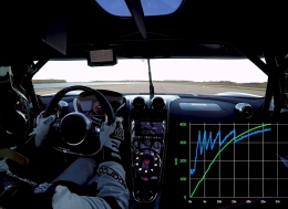 科尼塞克 Agera RS 0-400-0
