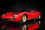 巴黎经典车展最贵狂牛 - #1972 Lamborghini Miura SV#