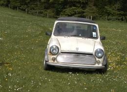 Binky项目-预告片-奥斯汀Mini GT4--涡轮增压的全驱Mini